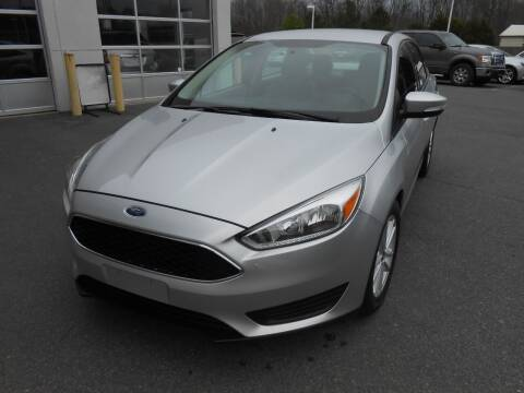 2016 Ford Focus for sale at Auto America in Monroe NC