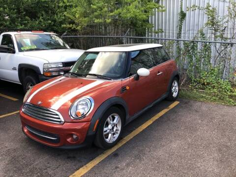2011 MINI Cooper for sale at 4 Girls Auto Sales in Houston TX