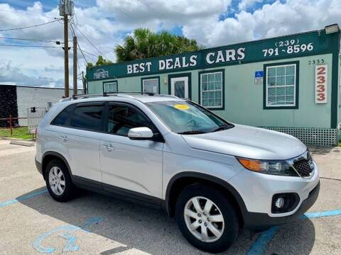 2012 Kia Sorento for sale at Best Deals Cars Inc in Fort Myers FL