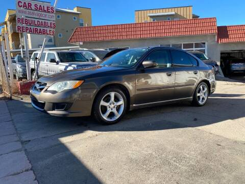 2009 Subaru Legacy for sale at STS Automotive in Denver CO