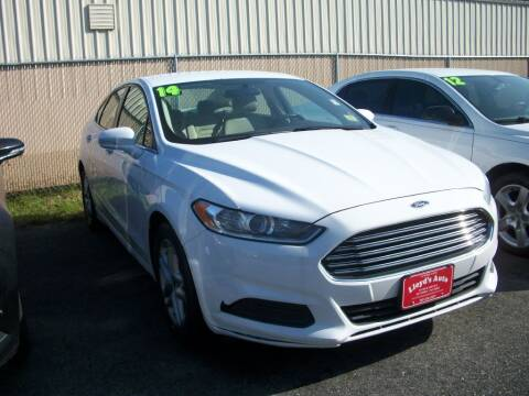 2014 Ford Fusion for sale at Lloyds Auto Sales & SVC in Sanford ME