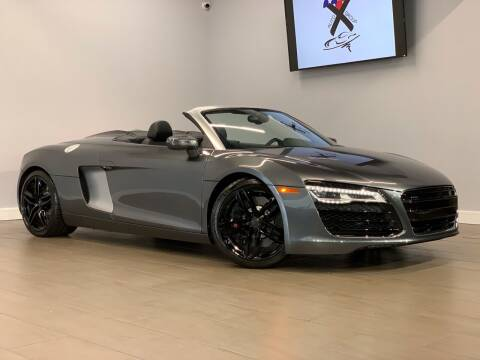 2014 Audi R8 for sale at TX Auto Group in Houston TX