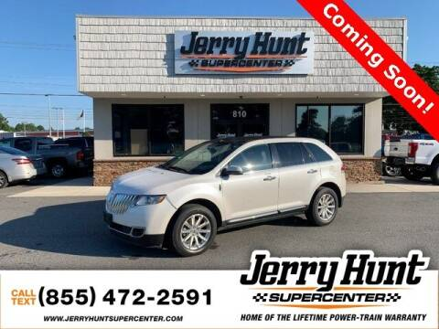 2013 Lincoln MKX for sale at Jerry Hunt Supercenter in Lexington NC