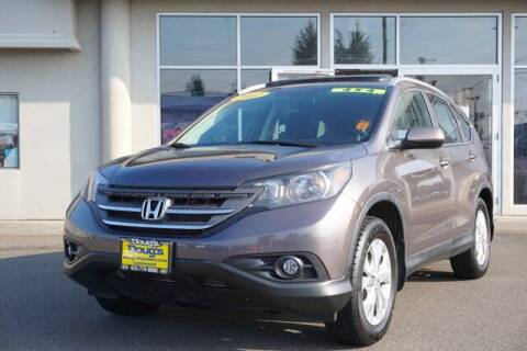 2012 Honda CR-V for sale at Jeremy Sells Hyundai in Edmunds WA
