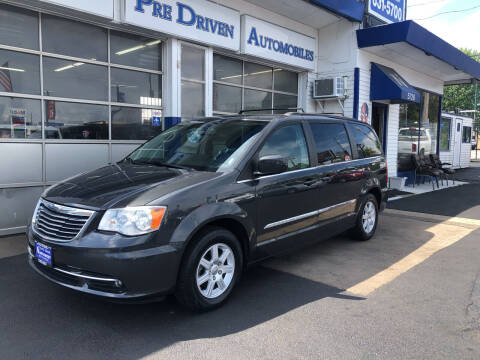 2012 Chrysler Town and Country for sale at Jack E. Stewart's Northwest Auto Sales, Inc. in Chicago IL