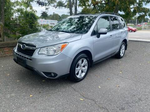 2015 Subaru Forester for sale at ANDONI AUTO SALES in Worcester MA