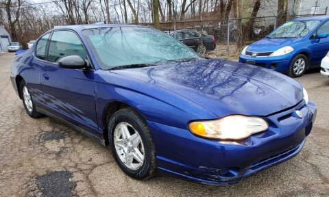 2005 Chevrolet Monte Carlo for sale at Nile Auto in Columbus OH