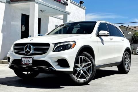 2016 Mercedes-Benz GLC for sale at Fastrack Auto Inc in Rosemead CA