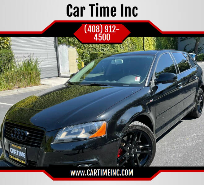 2011 Audi A3 for sale at Car Time Inc in San Jose CA