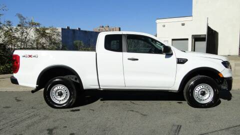 2019 Ford Ranger for sale at AFFORDABLE MOTORS OF BROOKLYN in Brooklyn NY