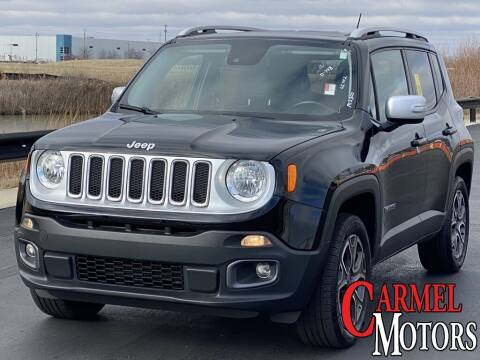 2016 Jeep Renegade for sale at Carmel Motors in Indianapolis IN
