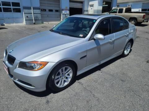 2007 BMW 3 Series for sale at Driven Motors in Staunton VA