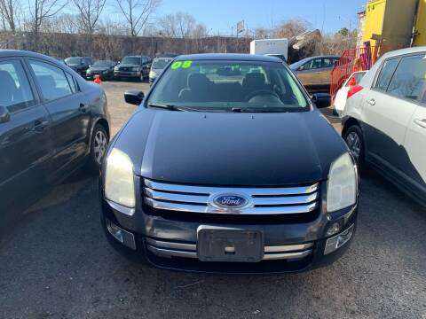 2008 Ford Fusion for sale at 77 Auto Mall in Newark NJ