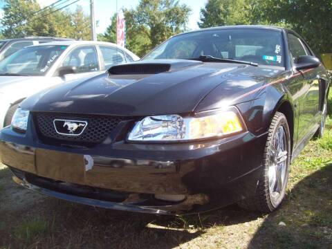 2003 Ford Mustang for sale at Frank Coffey in Milford NH