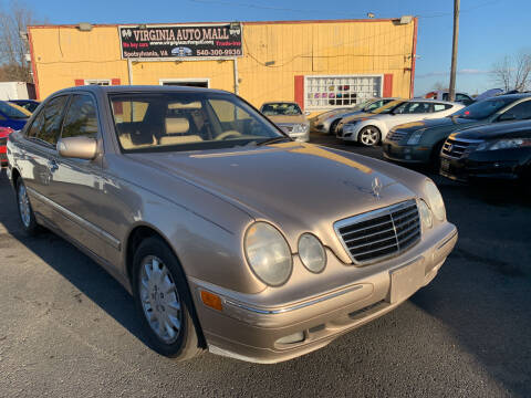 2001 Mercedes-Benz E-Class for sale at Virginia Auto Mall in Woodford VA