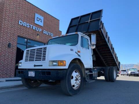 1999 International 4700 for sale at Dastrup Auto in Lindon UT