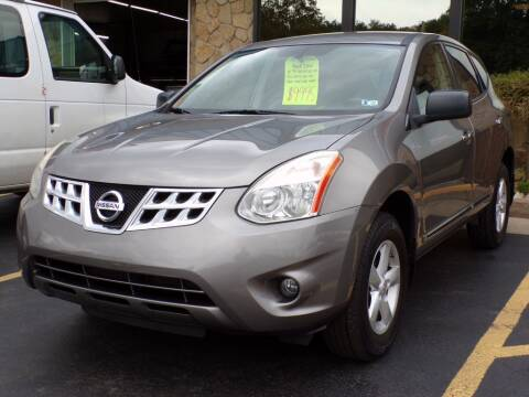 2012 Nissan Rogue for sale at Rogos Auto Sales in Brockway PA