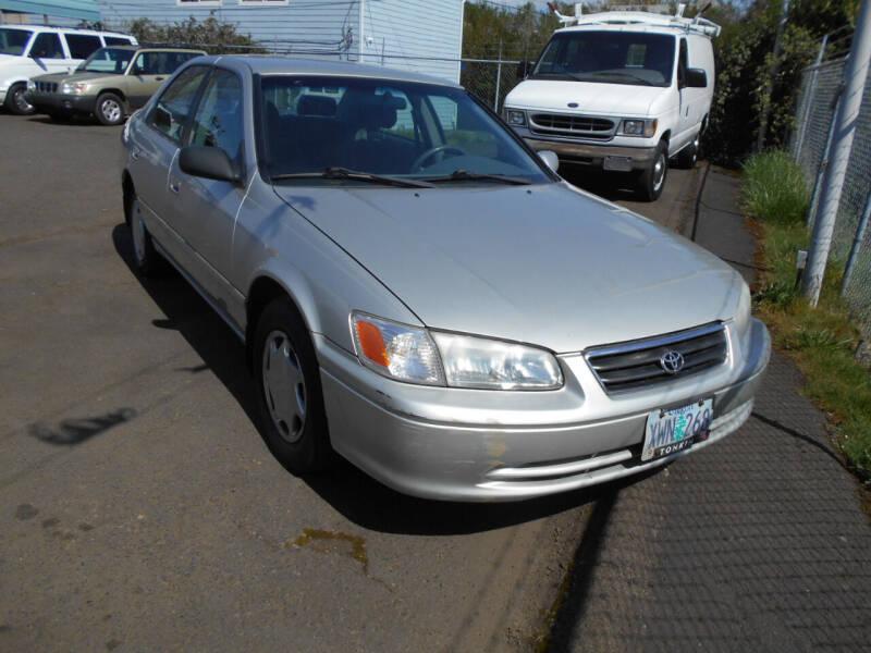 2000 Toyota Camry for sale at Family Auto Network in Portland OR