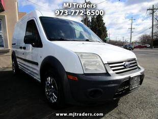 2011 Ford Transit Connect for sale at M J Traders Ltd. in Garfield NJ