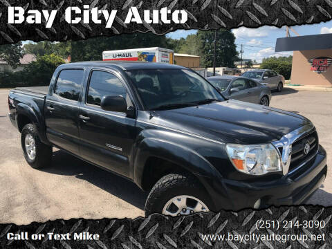2008 Toyota Tacoma for sale at Bay City Auto's in Mobile AL