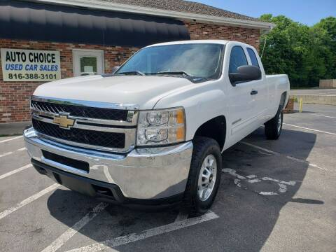 2011 Chevrolet Silverado 2500HD for sale at Auto Choice in Belton MO