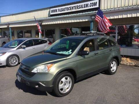 2008 Honda CR-V for sale at PJ's Auto Center in Salem OR