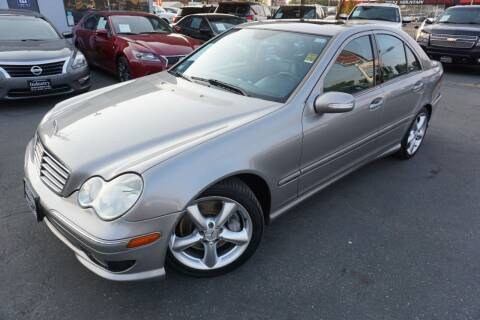 2005 Mercedes-Benz C-Class for sale at Industry Motors in Sacramento CA