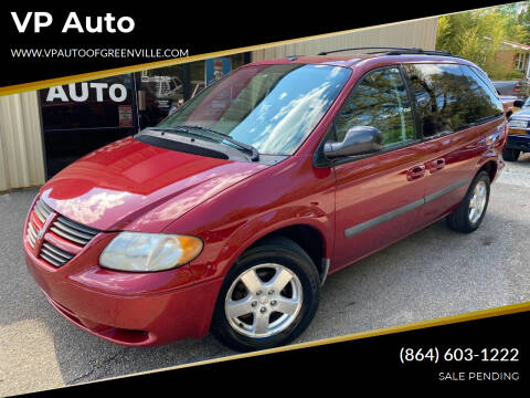 2006 Dodge Caravan for sale at VP Auto in Greenville SC