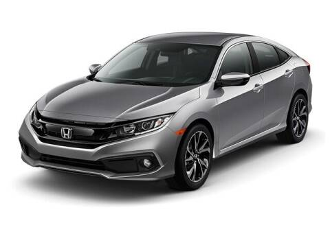 2019 Honda Civic for sale at Mann Chrysler Dodge Jeep of Richmond in Richmond KY