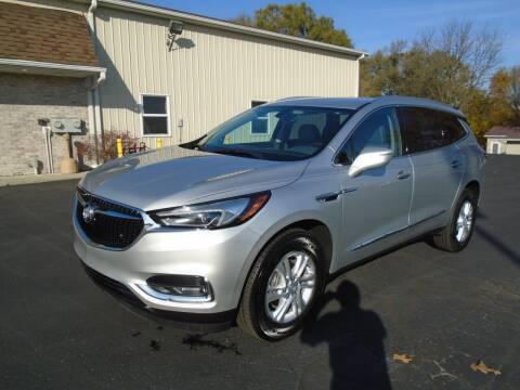 2018 Buick Enclave for sale at Ritchie Auto Sales in Middlebury IN