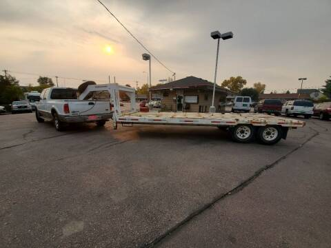 1990 deck over goose neck for sale at Geareys Auto Sales of Sioux Falls, LLC in Sioux Falls SD