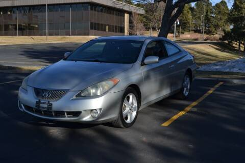 2006 Toyota Camry Solara for sale at QUEST MOTORS in Englewood CO