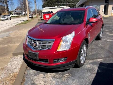 2010 Cadillac SRX for sale at RT Auto Center in Quincy IL