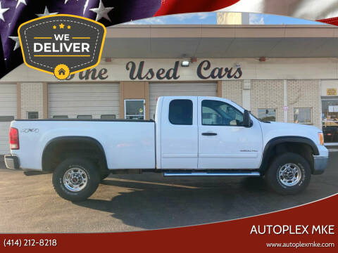 2010 GMC Sierra 2500HD for sale at Autoplexwest in Milwaukee WI