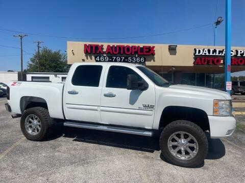 2011 Chevrolet Silverado 1500 for sale at NTX Autoplex in Garland TX