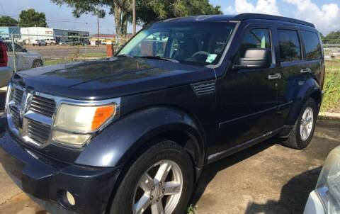 2008 Dodge Nitro for sale at Bobby Lafleur Auto Sales in Lake Charles LA
