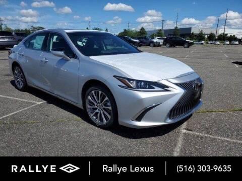 2021 Lexus ES 350 for sale at RALLYE LEXUS in Glen Cove NY