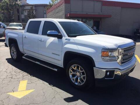 2015 GMC Sierra 1500 for sale at Corona Auto Wholesale in Corona CA