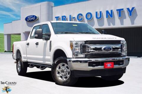 2019 Ford F-250 Super Duty for sale at TRI-COUNTY FORD in Mabank TX