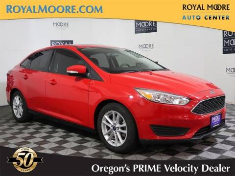 2015 Ford Focus for sale at Royal Moore Custom Finance in Hillsboro OR