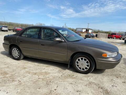 2003 Buick Century for sale at Kansas Car Finder in Valley Falls KS