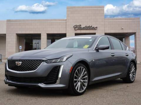 2020 Cadillac CT5 for sale at Suburban Chevrolet of Ann Arbor in Ann Arbor MI
