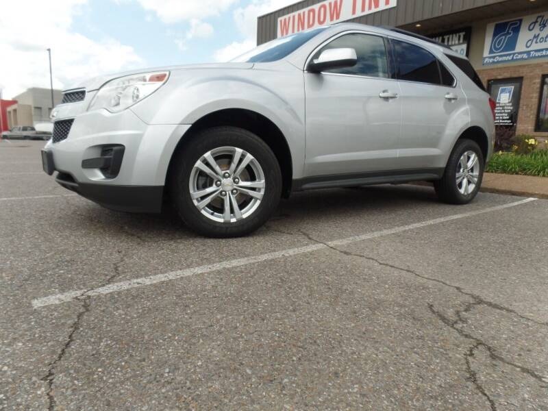 2013 Chevrolet Equinox for sale at Flywheel Motors, llc. in Olive Branch MS