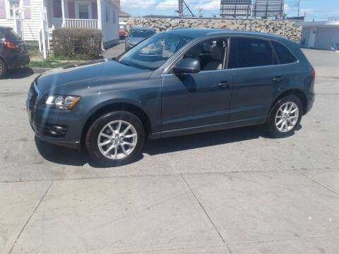 2010 Audi Q5 for sale at Nelsons Auto Specialists in New Bedford MA