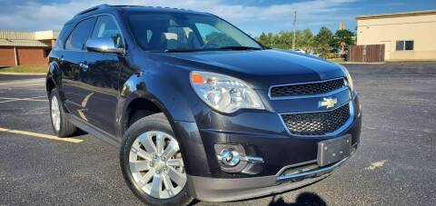 2010 Chevrolet Equinox for sale at Sinclair Auto Inc. in Pendleton IN