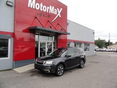 2018 Subaru Forester for sale at MotorMax of GR in Grandville MI