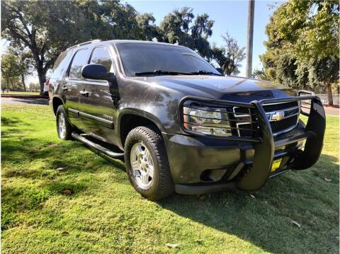 2008 Chevrolet Tahoe for sale at D & I Auto Sales in Modesto CA