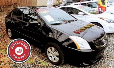 2011 Nissan Sentra for sale at AUCTION SERVICES OF CALIFORNIA in El Dorado CA