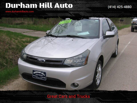 2009 Ford Focus for sale at Durham Hill Auto in Muskego WI