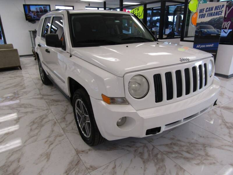 2009 Jeep Patriot for sale at Dealer One Auto Credit in Oklahoma City OK